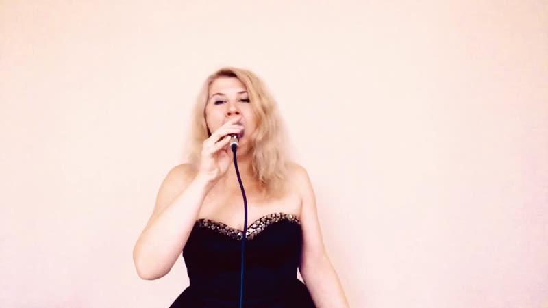 Cant live Mariah Carey cover Марина Маринкина