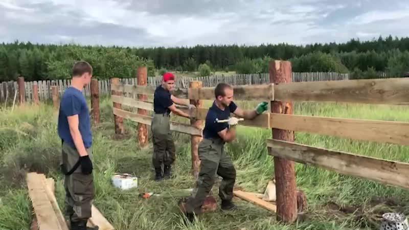 Делаем на совесть! Команда «Молодежки ОНФ» в Иркутской области