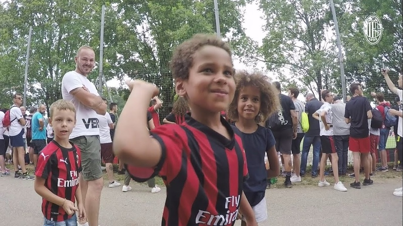 AC Milans Training Camp 2019 - The Best Moments at Milanello