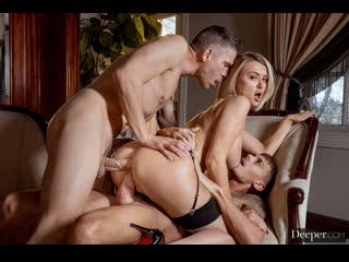 Natalia Starr - Compromise - Anal Sex DP Big Tits Juicy Ass Deepthroat Rough Hardcore Blonde Lingerie Facial Cumshot Porn, Порно