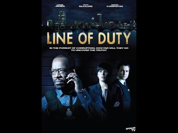 По долгу службы 1 сезон 5 серия триллер драма криминал детектив Великобритания