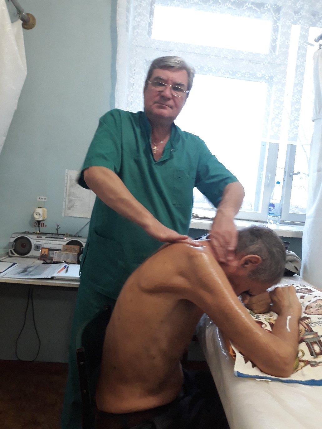 Массажист высшей категории с большим опытом и стажем 30 лет, приглашает на лечебный массаж как взрослых так и детей.
