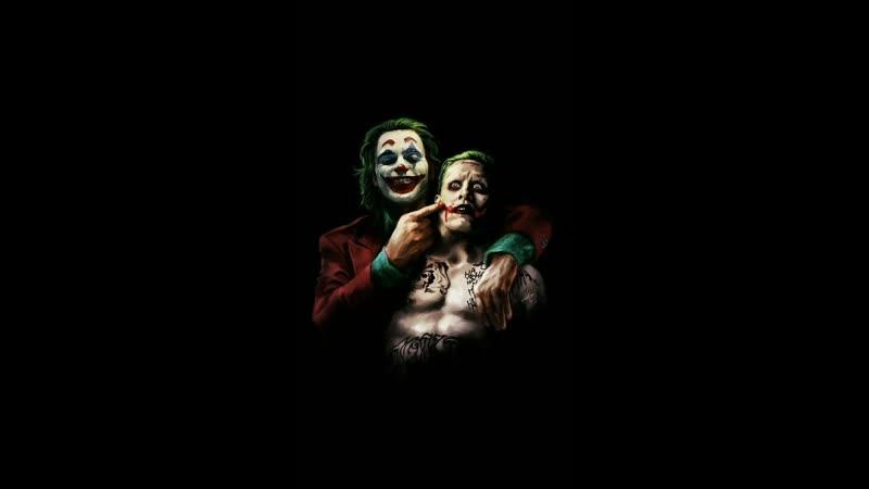 Джокер | Joker / Хоакин Феникс /Joaquin Phoenix / Хит Леджер | Heath Ledger / Джаред Лето | Jared Leto