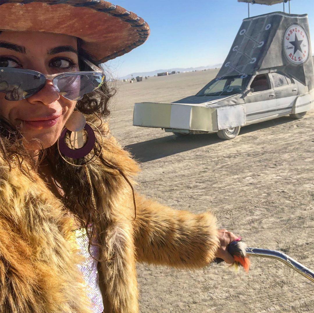 Автоарт, девушки и самовыражение на Burning Man 2019