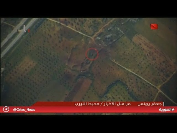 مراسل الأخبار وآخر التطورات حول استهداف الجيش للإرهابيين المدعومين من نظام أردوغان بريف إدلب