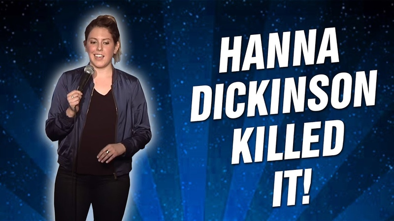 Hanna Dickinson Killed It Stand Up Comedy