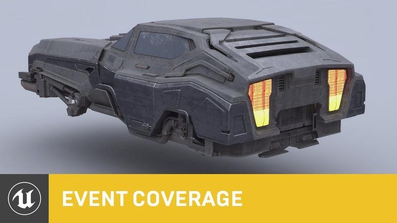 Quixel - Rebirth: Leveraging Scan Data in UE4 | SIGGRAPH 2019 | Unreal Engine