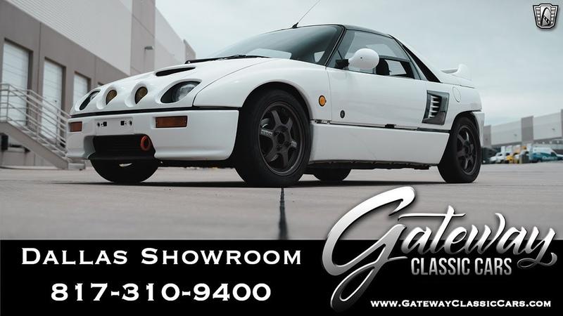 1994 Mazda AZ 1 Autozam M2 1015 - Gateway Classic Cars of Dallas 1002