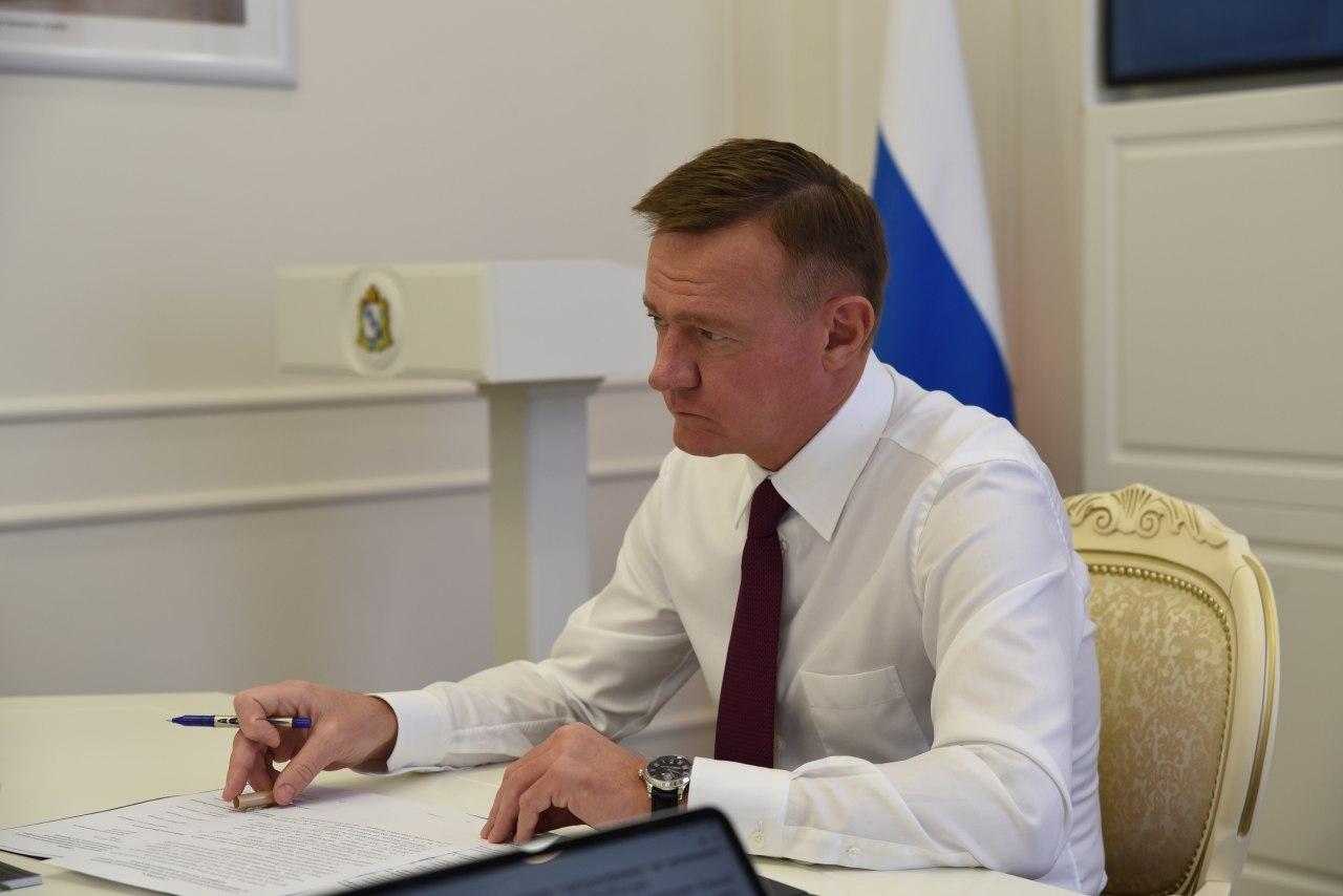 Роман Старовойт рассказал, как Курская область защищается от коронавируса