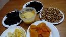 ПАСТА АМОСОВА Рецепт приготовления смеси из сухофруктов меда лимона и орехов Витаминная бомба