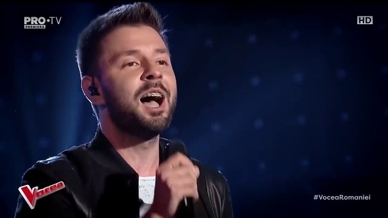 The Voice Romania Blind Audition Bogdan Ioan Earth Song Michael Jackson