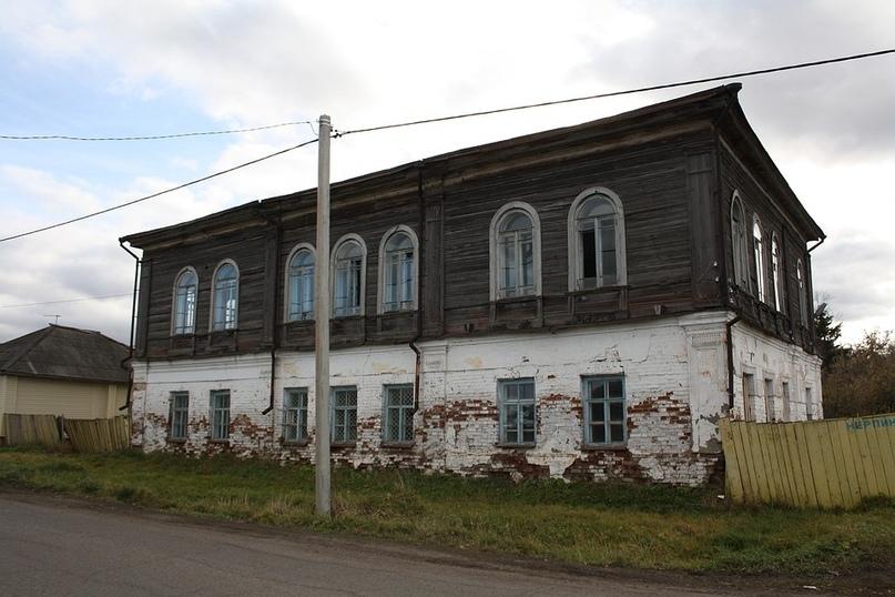 Дом купцов Айтыкиных Тара Татары