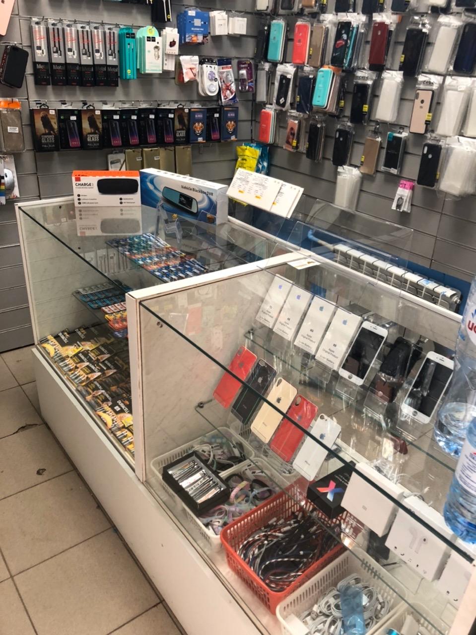 Ремонт телефонов, планшетов, ноутбуков, продажа аксессуаров, защитные