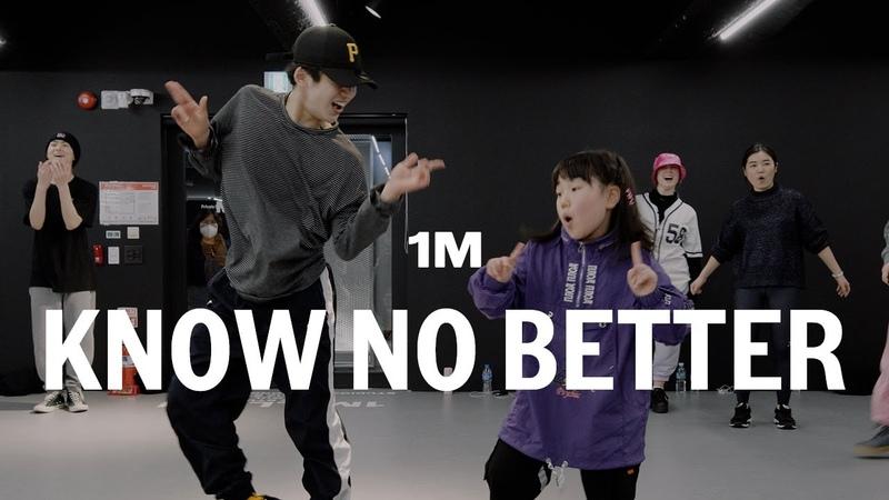 Major Lazer Know No Better ft Travis Scott Camila Cabello Quavo Yumeki Choreography