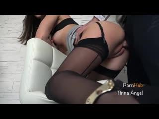 Трахает подружку в чулках (Секс Порно Домашнее Минет Анал Жесткое Фитоняшка PornHub )