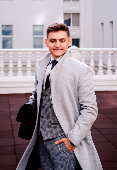 Максим Пазеков