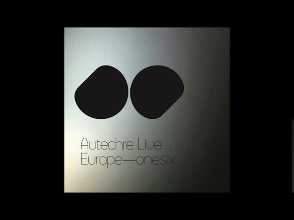 2016 - autechre live onesix tour - extendedexclusive live sequences