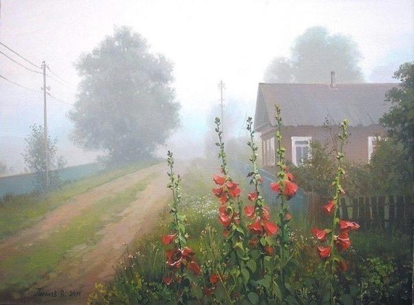 У каждого есть такие места, забыть о которых невозможно, хотя бы потому, что там воздух помнит твоё счастливое дыхание