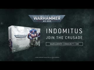 Indomitus - The Best Warhammer 40,000 Boxed Set. Ever