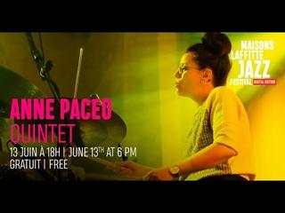 Anne Paceo Quintet - Live à Maisons-Laffitte Jazz Festival