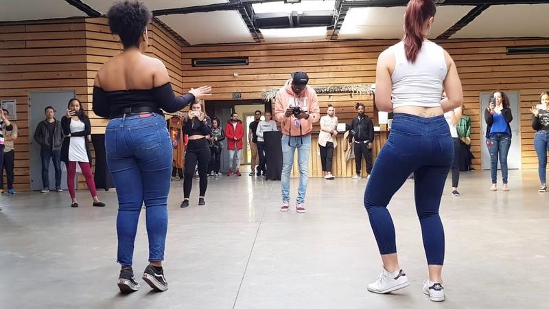 Isabelle Crepin Adeline Kizomba Lady Styling @ Nancy Kizomba Festival 2020
