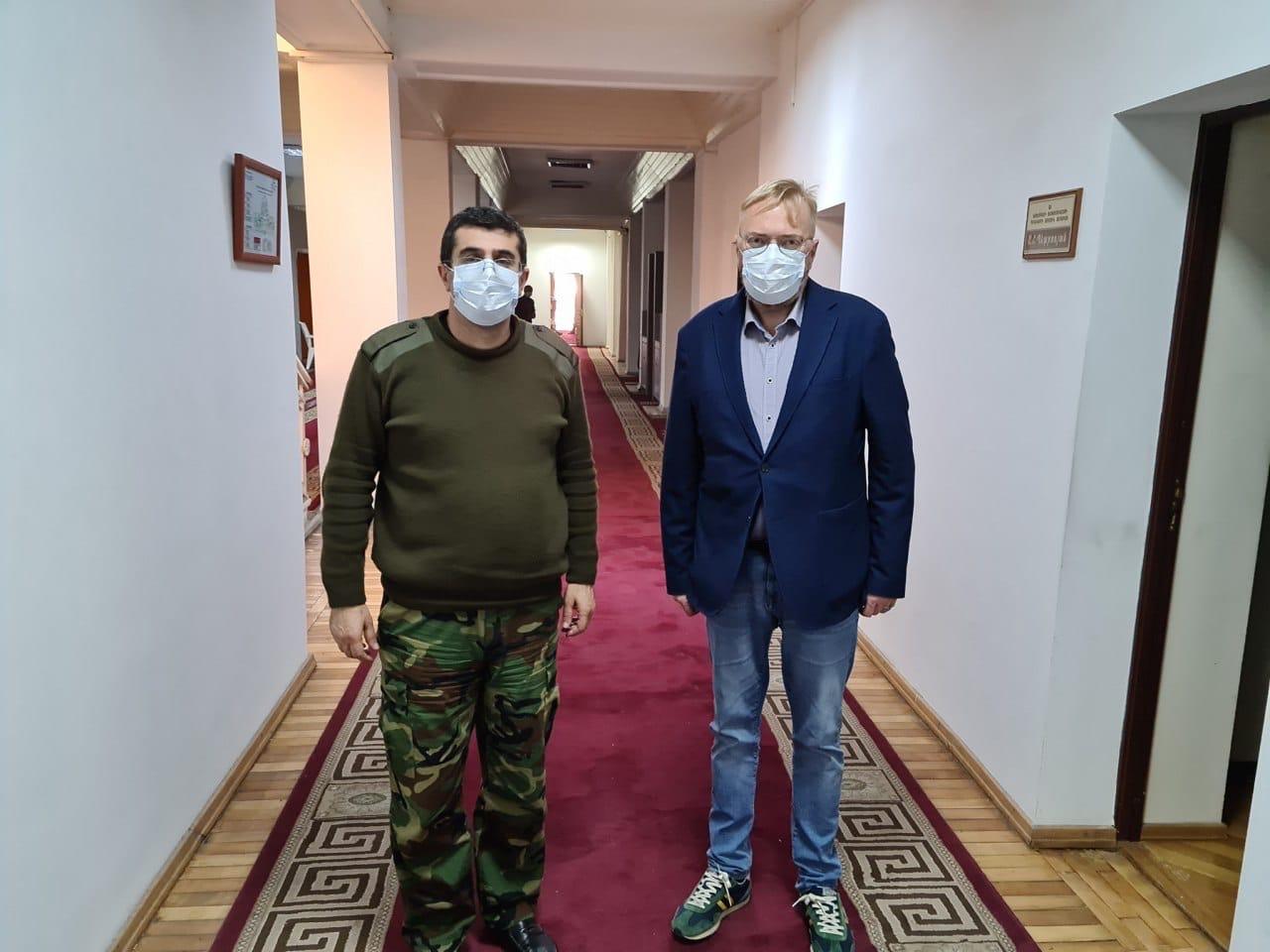 Азербайджан внес депутата Государственной Думы Виталия Милонова в «черный список». Сразу после несогласованной с Баку