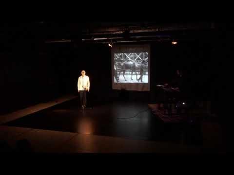 Моноспектакль «Невидимка, двойник, пересмешник...» по произведениям М. Цветаевой от театра Vertumn