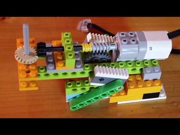 Инструкция Карусель для Lego WeDo 2.0