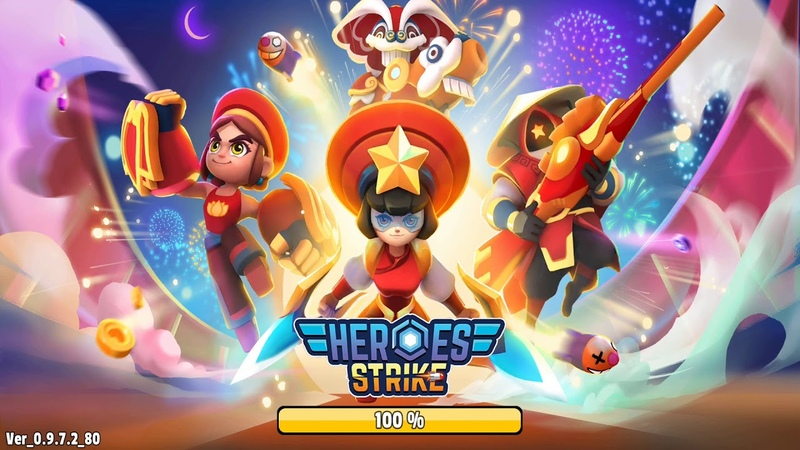 Heroes Strike - 3v3 Moba Brawl Shooting IOS-Android-Review-Gameplay-Walkthrough-Part 62