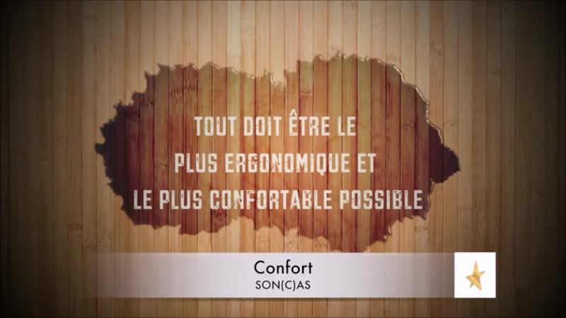 💡 Comment fonctionne le Confort de la méthode SONCAS ? 2✔ 🇫🇷