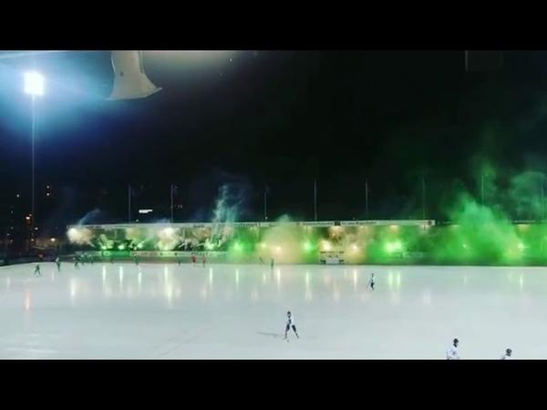 Hammarby IF vs AIK (bandy) | Magic City Södermalm