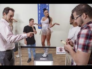 Audrey Bitoni [PornMir, ПОРНО, new Porn, HD 1080, MILF, Big Tits Worship,Body Suit,Boots]
