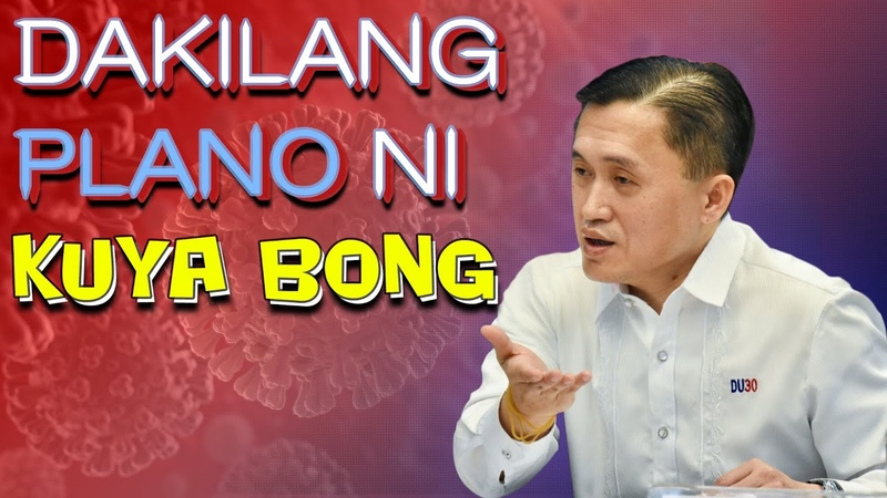 WOW Dakilang Plano ni Senator Bong Go Minami Oroi