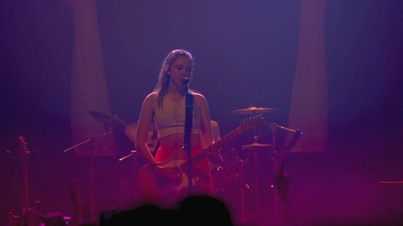 """The Regrettes Poor Boy"""" Live from The Fonda Theater in Hollywood"""