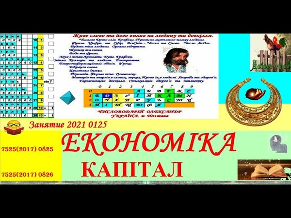 заняття 2021 0125 ЕКОНОМІКА КАПІТАЛ