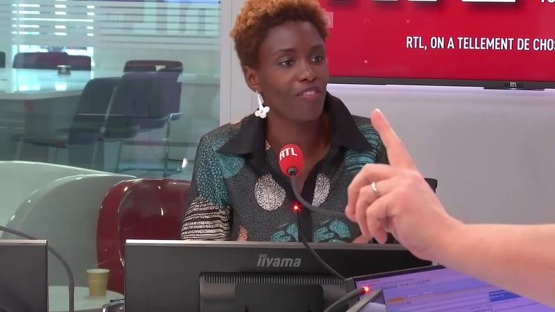 Rokhaya Diallo se ridiculise sur RTL et montre au grand jour son racialisme exacerbé