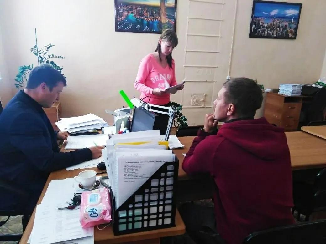 Состоялось заседание рабочей группы по вопросам неформальной занятости в Петровском районе