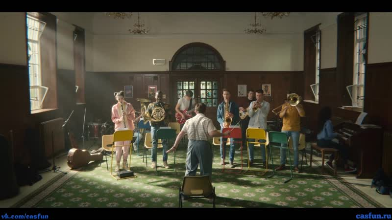 Американский учитель музыки сериал Половое Воспитание