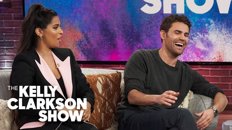 Kelly Admits To Paul Wesley And Lilly Singh She's 'Oddly Attracted' To Willem Dafoe