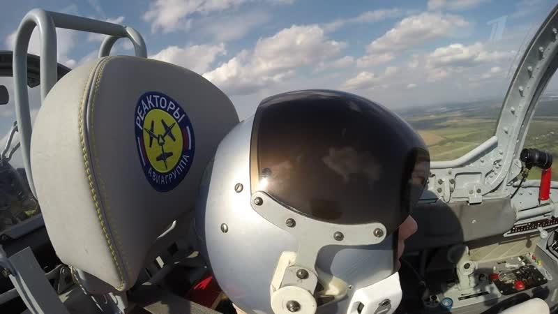Петля Нестерова обычный высший пилотаж Доброе утро