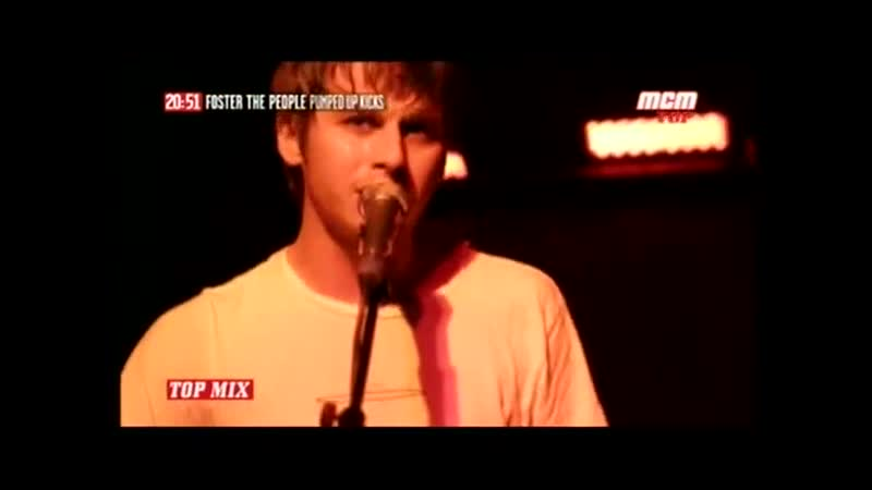 FOSTER THE PEOPLE Pumped Up Kicks MCM TOP TOP MIX