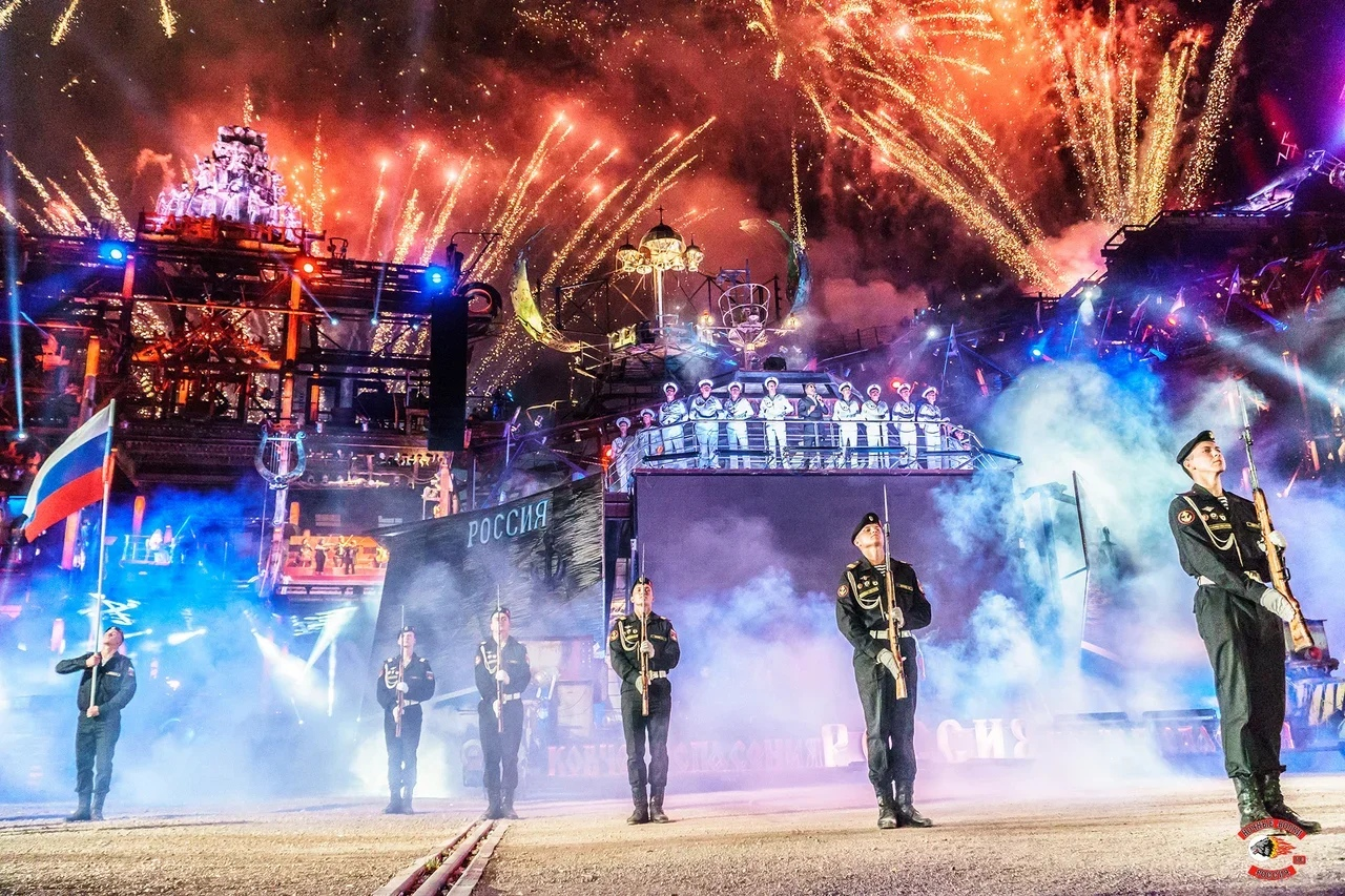 8-9 августа в Севастополе пройдет XXV Международное Байк-Шоу мотоклуба «Ночные Волки»
