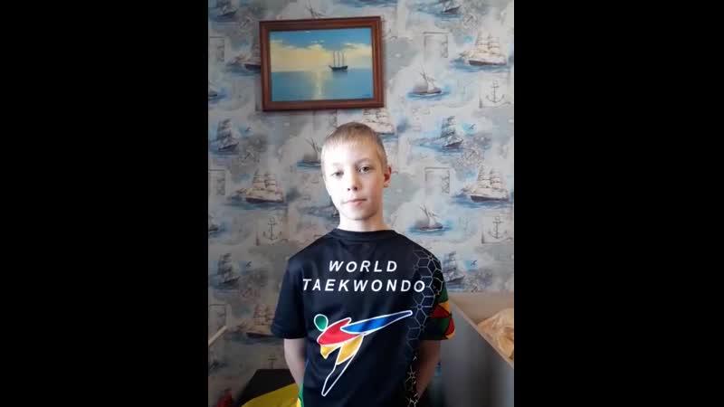 Зенков Дмитрий 3Д Стих посвящённый 75-летию со Дня Победы в Великой Отечественной Войне