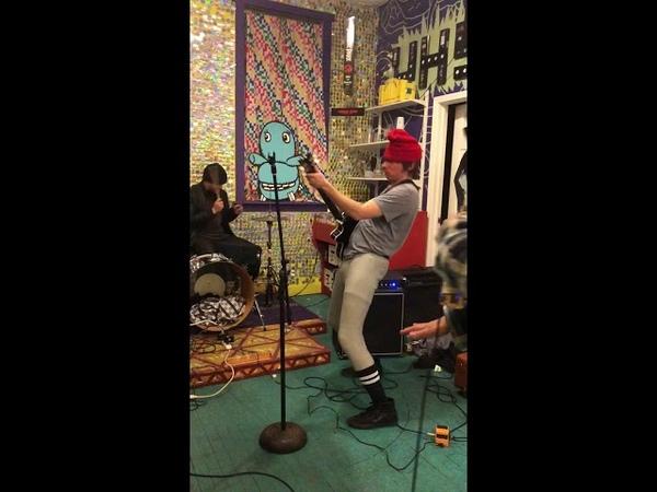 Drunks With Guns Live at Bric a Brac Records Full set