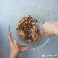 id_52419 Печенье с фундуком и шоколадом 🍪  Автор: daniya_alt  #gif@bon
