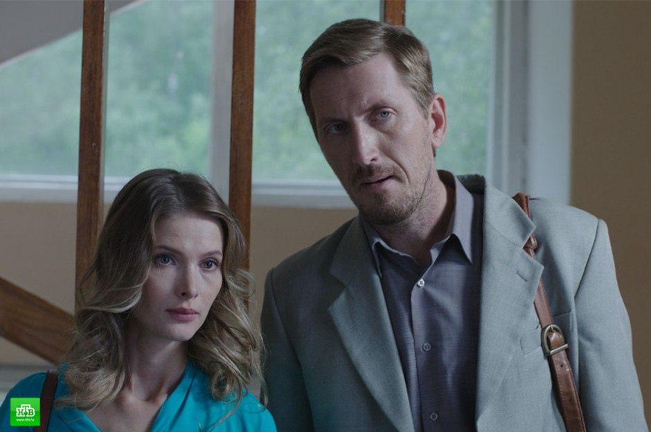 3 апреля на телеканале НТВ — премьера психологического детектива «Консультант».