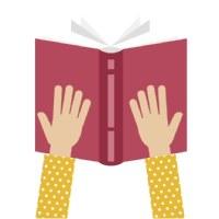 Логотип Детские библиотеки Самары