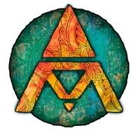 Логотип Акустические мысли/авторская акустическая музыка