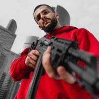 Самвел Оганджанян  - Москва - 23 года