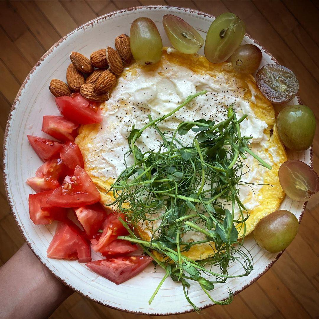 Варианты вкусных и полезных завтраков